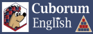 logo cuborum english